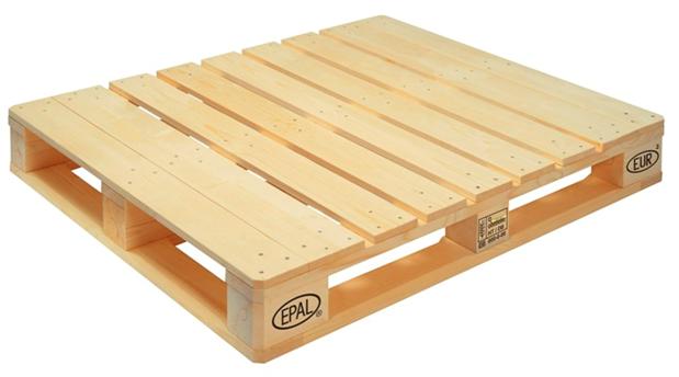 Pallet gỗ ttheo tiêu chuẩn Châu Âu
